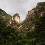 【山梨観光】昇仙峡へバスで!夏の渓谷ハイキングは結構きつい