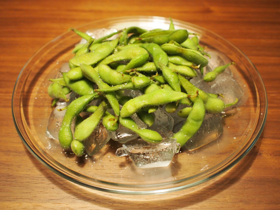 枝豆(エダマメ)