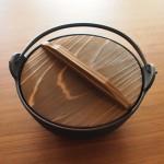南部鉄器 丸鍋6寸(18cm)
