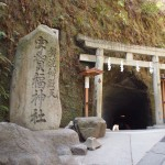 銭洗弁天から北鎌倉駅円覚寺への山道をひぃこら言ってハイキング