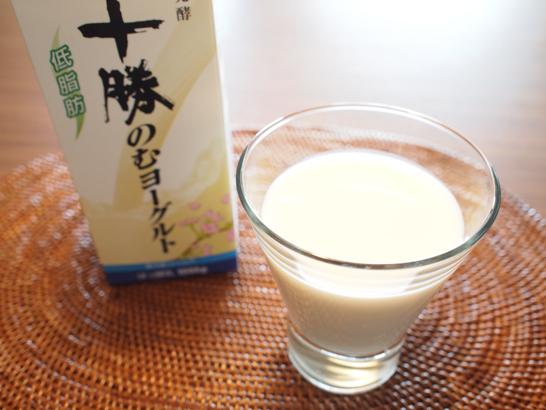 十勝のむヨーグルト/日清食品グループ
