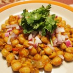 チャナマサラ(ひよこ豆のカレー)を簡単に短時間で作る[インドへの道]