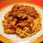 スパゲッティ ボロネーゼ(ミートソース)
