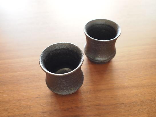 TSUNE(田中恒子)の酒器