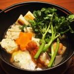 とり鍋(日本ハム桜姫レシピ参考版)