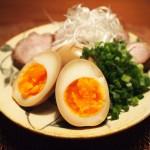 味付け煮卵(味玉)