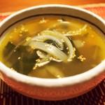 韓国わかめスープ