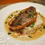 イサキのポワレの美味しいレシピ!ザ・フレンチな食べ方を紹介