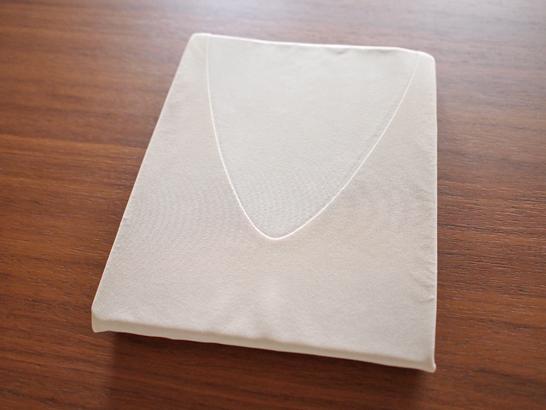 エアリズム シームレスVネック半袖Tシャツ/UNIQLO(ユニクロ)