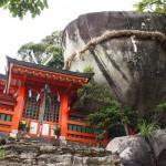 熊野速玉大社&神倉神社も絶対行くべき!急な石段は危険ですけど