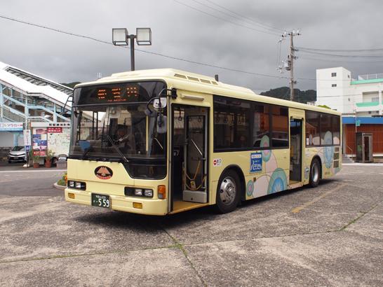 那智山方面バス
