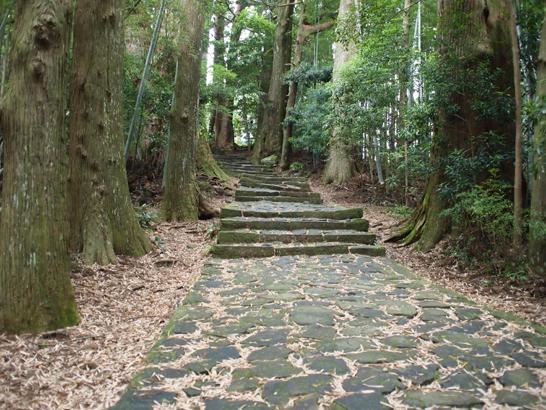 熊野古道・大門坂
