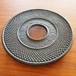 南部鉄器 鍋敷き(14cm)/株式会社岩鋳(IWACHU)