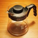 ハリオV60コーヒーサーバーが安い!デザインもシンプルで購入決定