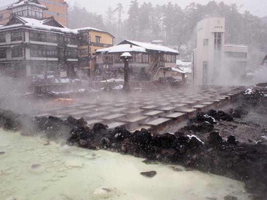 草津温泉(群馬県)