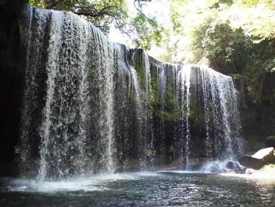 鍋ヶ滝/熊本