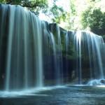 鍋ヶ滝はインスタ映え?落ち水をスローシャッターで撮影してみた結果